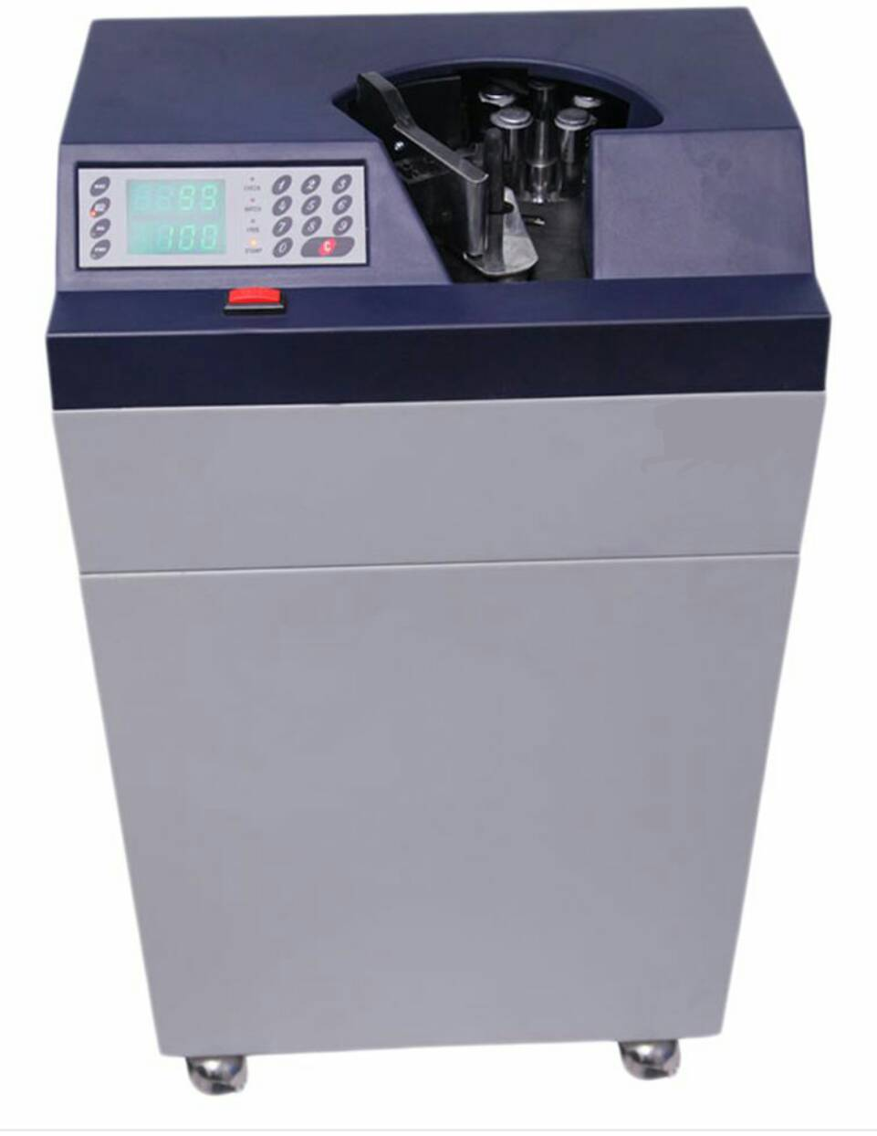 Bundle Counting Machine